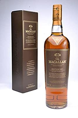 The Macallan Edition No. 1, Single Malt Whisky, 70cl