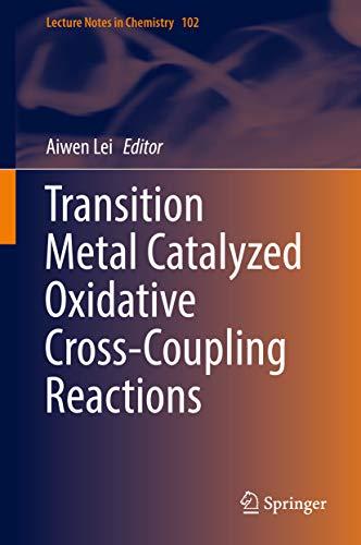 Transition Metal Catalyzed Oxidative Cross-Coupling