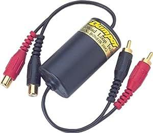 Isolateur de Mise à la Masse Audio Stéréo