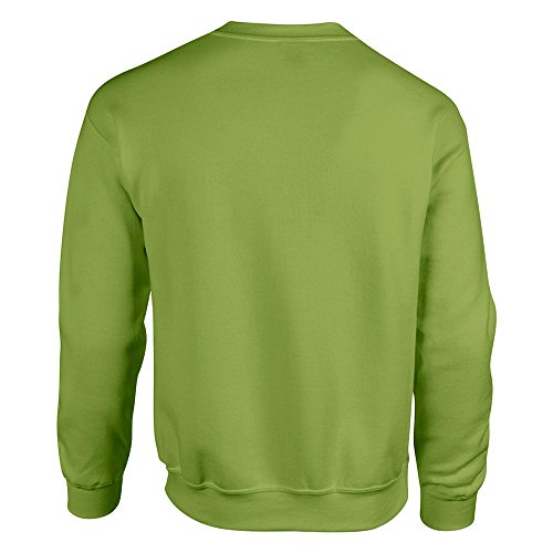 Gildan Herren Sweatshirt Safety Orange