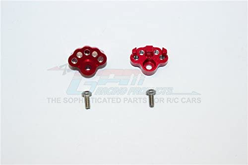 Axial Axial Axial Yeti Jr. SCORE Trophy Truck (AX90052) Upgrade Pièces Aluminium Rear Links Stabilizers - 4Pc Set Red B071CG7D4T 7ce044