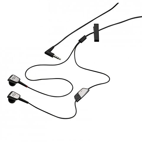 BlackBerry-Écouteurs stéréo 3,5