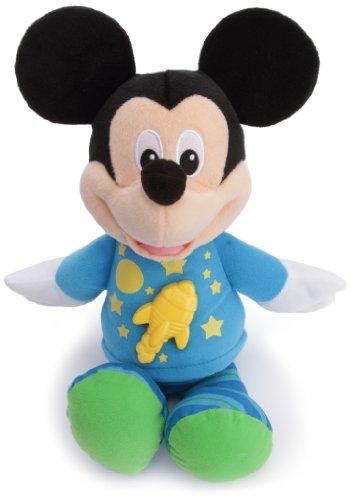 Fisher-Price X5452 Mickey dulces sueños - Muñeco de peluche con música