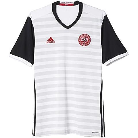 2ª Equipación Selección de Fútbol de Dinamarca - Camiseta oficial adidas