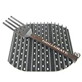 """GrillGrate for The 18.5"""" Weber Kettle Grill and Jumbo Joe"""