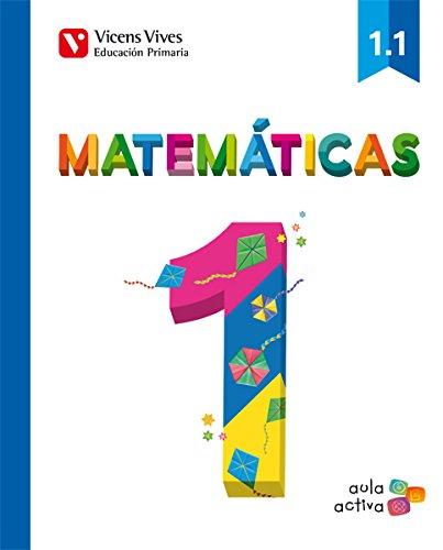 MATEMATICAS 1 (1.1-1.2-1.3) AULA ACTIVA: 000003 - 9788468220284 por Javier Fraile Martin
