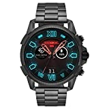 Diesel Mens Smartwatch with Stainless Steel Strap DZT2011