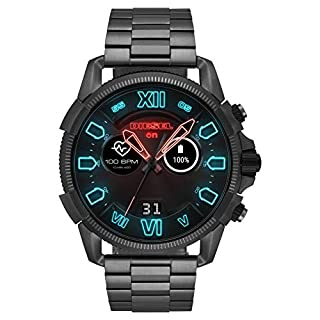 Diesel Mens Smartwatch with Stainless Steel Strap DZT2011 (B07J29Q26K) | Amazon price tracker / tracking, Amazon price history charts, Amazon price watches, Amazon price drop alerts
