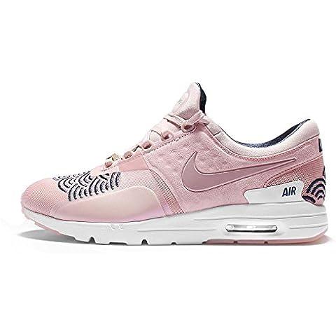 Nike W Air Max Zero Lotc Qs, Zapatillas de Deporte Para Mujer