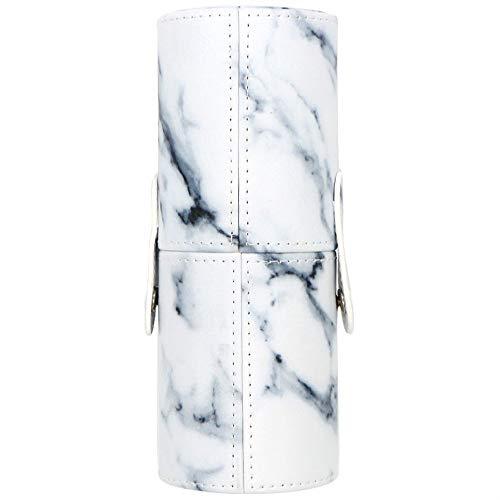 Vovotrade Boîte De Rangement vide Seau séparé marbre pinceaux de maquillage cosmétique cosmétique tasse cas maquillage pinceau titulaire stylo titulaire