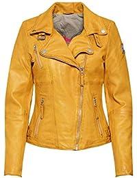 Amazon.it  donna - Giallo   Cappotti   Giacche e cappotti  Abbigliamento ee4cb704ce8