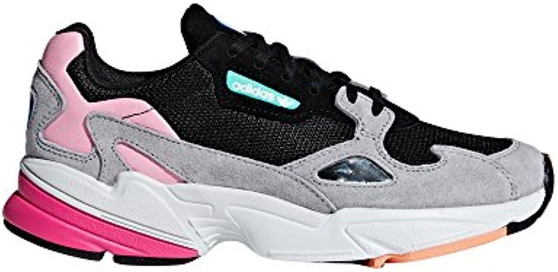 Adidas Originals Falcon Core Bb9173 Black Light Shoes Granite