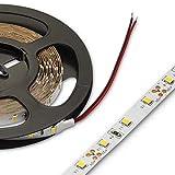 LED Stripe 2835 12 VDC 6 Watt/m 5 m Breite 8 mm Höhe 1,2 mm neutralweiß 5000K kürzbar dimmbar Lichtband Streifen von SO-TECH®