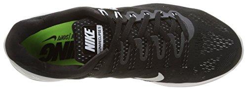 Nike - Lunareclipse 5 - , homme, noir noir (Black/White-Pure Platinum)