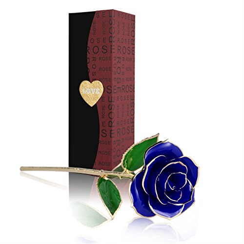 outad-love-forever-beautiful-long-stem-gold-foil-trim-red-rose-flower-best-gift-blue