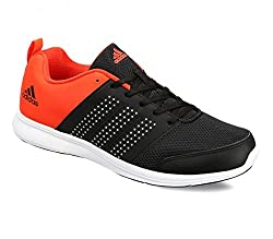 adidas Mens Adispree M Black, Metsil and Energy Running Shoes - 10 UK/India (44.67 EU)