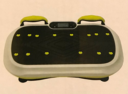 Finether Vibrationsplatte Fitness Vibration-Platform Vibrationstrainer Vibrationsgerät