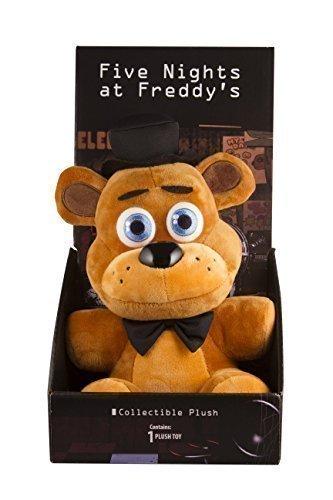 "Five Nights At Freddys - Freddy Fazbear Plush - Boxed - Officially Licensed - 25cm 10"""