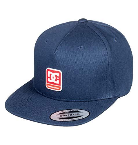 Imagen de dc apparel snapdragger cap, hombre, black iris, 1sz