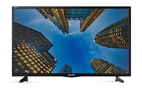 SHARP LC-32HI5122E HD Ready Smart LED TV 81 cm (32 Zoll), Active Motion 200, Triple Tuner Sharp Hd Ready Tv