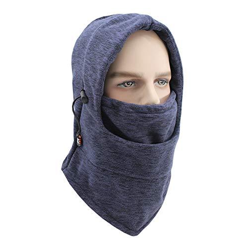 XIAXIACP Windproof Hat, Multifunktionale Cationic Kapuzenhut Maskierte Kappe Outdoor für Männer und Frauen Wasser-Riding Multifunktionshut,1