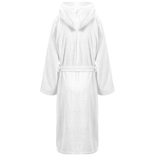 e2fa91436c MyShoeStore Womens Mens 100% Luxury Egyptian Cotton Super Soft Terry  Towelling Bath Robe Unisex Ladies Dressing Gowns Towel Bathrobe Nightwear  Housecoat One ...