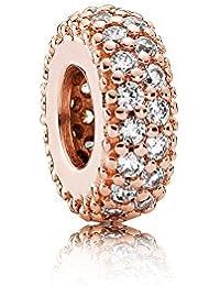 Pandora Women Silver Bead Charm - 781359CZ