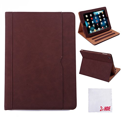 hde-magnetic-folding-ipad-case-flip-stand-leather-smart-cover-for-apple-ipad-2-ipad-3-ipad-4-brown