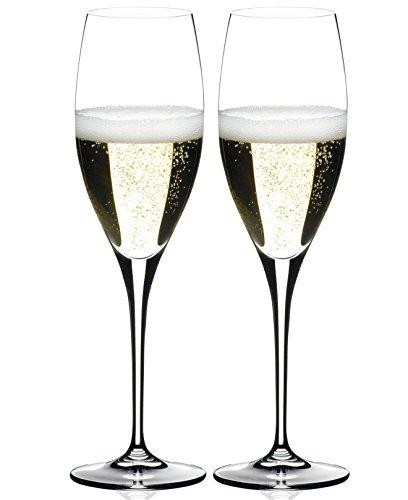 RIEDEL Herz zum Herzen der Champagner 8 Riedel Vinum Cabernet