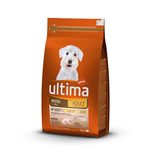 Ultima II Pienso Perros Mini Adultos Pollo - Pack