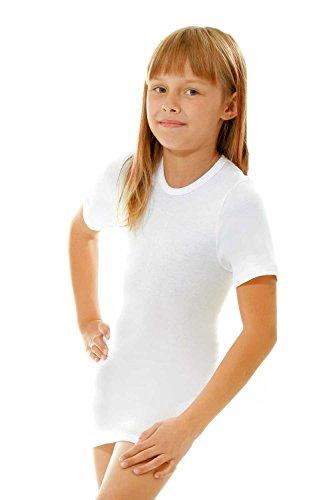 Korsett T-Shirt mit Kurzarm für Kinder (Shirt Korsett)