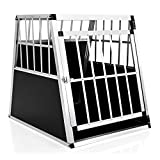 COZY PET Aluminium Car Dog Cage 6 Travel Puppy Crate Pet Carrier Transport Model ACDC03. (We do not ship to Northern Ireland, Scottish Highlands & Islands, Channel Islands, IOM or IOW.)