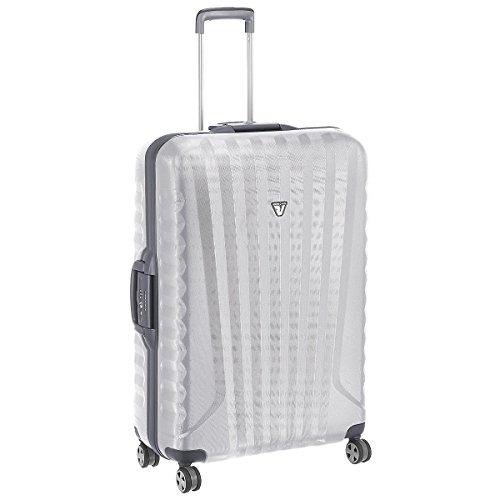 trolley-grande-roncato-rigido-4-ruote-78-cm-linea-uno-sl-2014-5141-grigio-silver