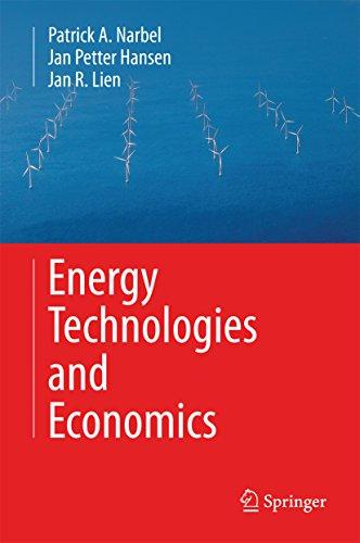 Energy Technologies and Economics (English Edition)