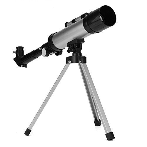 Hinmay 90X Portátil Astronómico Refractor Mesa Alta