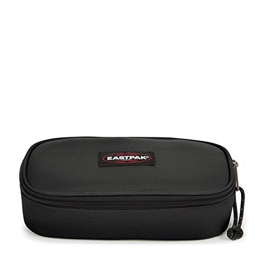 Eastpak Oval XL Single Estuche, 22 cm, Negro