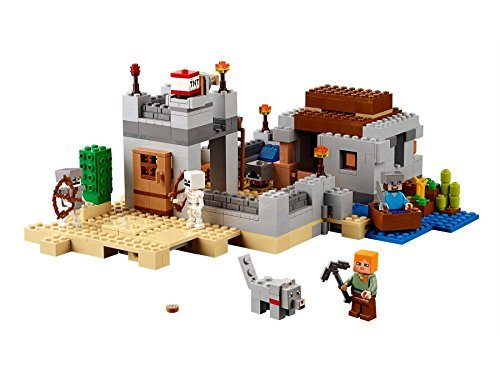 LEGO 21121 Minecraft The Desert Outpost