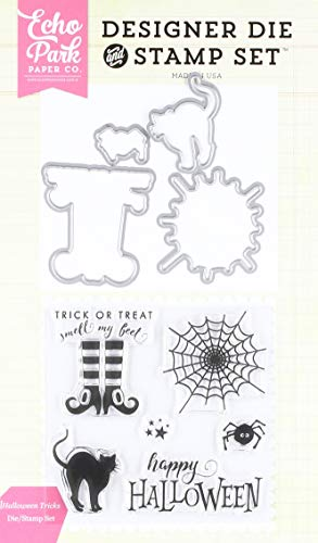 Echo Park Paper Company EPDIE/STAMP47 Halloween Tricks Stanzform