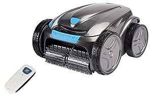 Zodiac Robot de Piscine Électrique Vortex OV 3505, Fond Seul et Fond/Parois/Ligne d'eau, revêtements Liner/Polyester/Béton, Télécommandé, WR000152