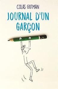 vignette de 'Journal d'un garçon (Colas Gutman)'