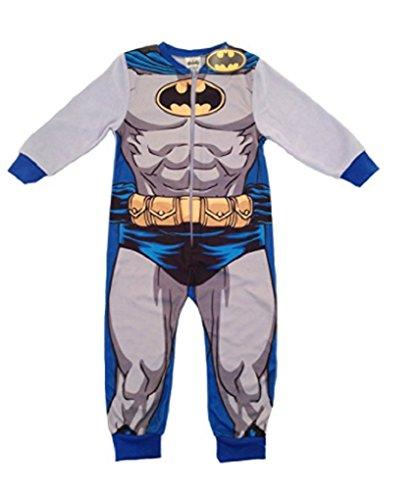 D C Comics – Batman – Pijama de una pieza – para niño