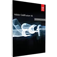 Adobe ColdFusion Enterprise 10 (2 CPUs), Upgrade Version from ColdFusion Enterprise Version 9 (PC/Mac)