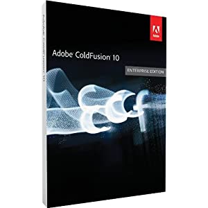 Adobe ColdFusion Enterprise 10 (2 CPUs), Upgrade Version from ColdFusion Enterprise Version 9 (PC/Mac)