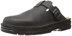Naot Men s Fiord Clog Textured Black 44 M EU