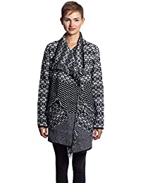 Abbino CG008 Jacken Damen - Viele Farben - Damenjacken Modern Jung Feminin  Übergang Frühling Sommer Herbst Winter Komfortabel… 0ecabf79e1