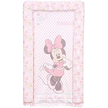Disney Minnie Mouse Changing Mat Love Minnie Amazon Co