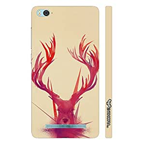 Xiaomi Mi4 Bambi's Hubby designer mobile hard shell case by Enthopia
