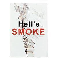 2 X FOGLI SMOKE PAPER FUMO MAGICO SMOKE PAPER MAGIC CLOSE - UP MAGICIAN EFFETTO FUMO CHE ESCE DALLE DITA GIOCO DI MAGIA PRESTIGIO