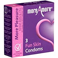 More Amore/Power your Love: Fun Skin 3 Kondome preisvergleich bei billige-tabletten.eu