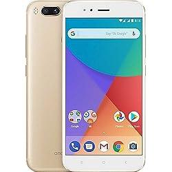 """Xiaomi Mi A1 SIM Doble 4G 32GB Oro, Blanco - Smartphone (14 cm (5.5""""), 1920 x 1080 Pixeles, 32 GB, 12 MP, Android, Oro, Blanco)"""